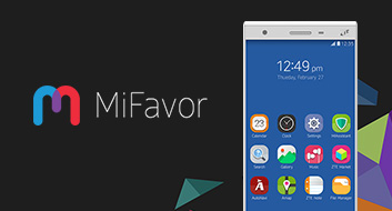 MiFavor UI