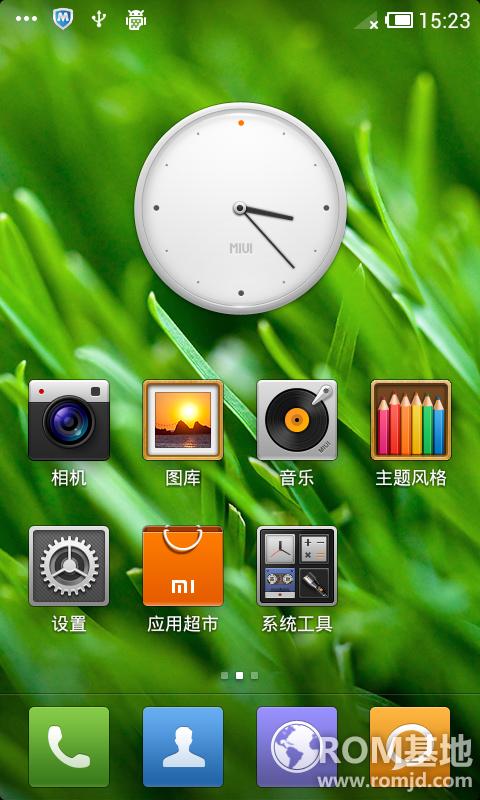 [Galaxy S III I9300] MIUI 第127周