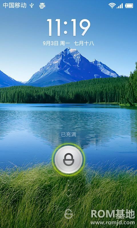 Samsung i9300 [2012年9月14日]MIUI 第107周发布