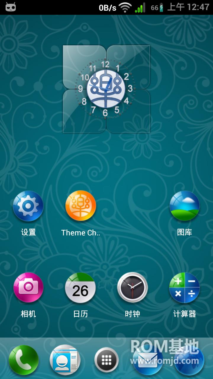 N7100,CM10.1+阿凡达MIUI,Avatar ROM20131026,真心流畅,在线主题,