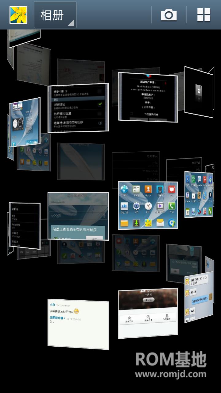 基于N7100_ZCDMD3_4.12官方精简美化制作而成_亲测刷机_欧港亚国行通刷版_求支持ROM刷机包截图