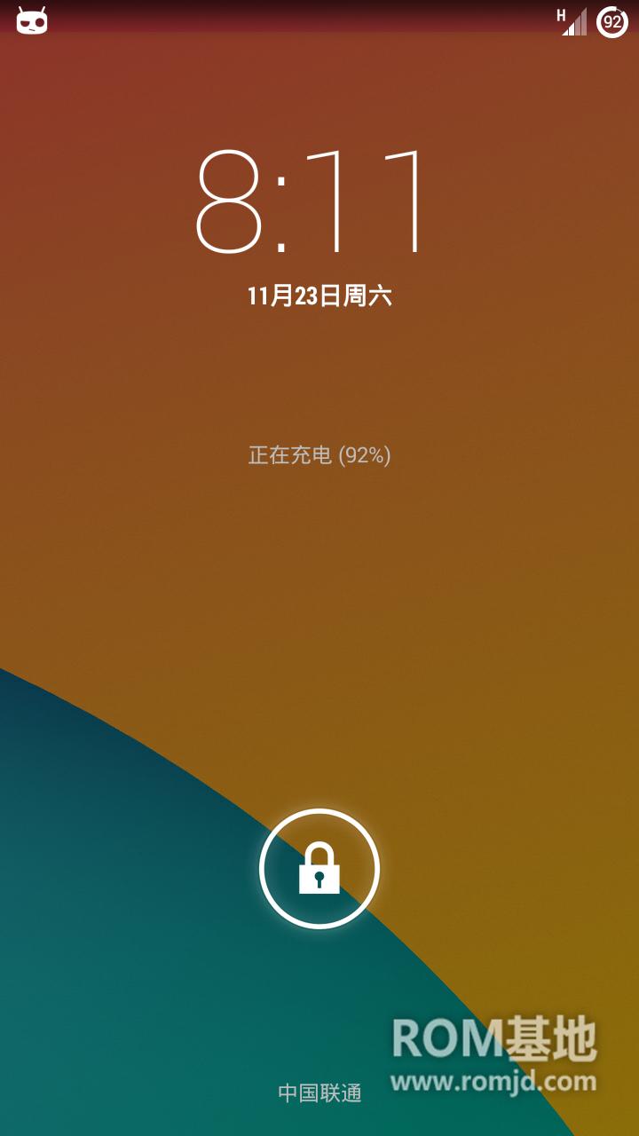 三星Note2 N7100 CrDroid 11.23 Kitkat4.4 编译 农历 完整中文 众