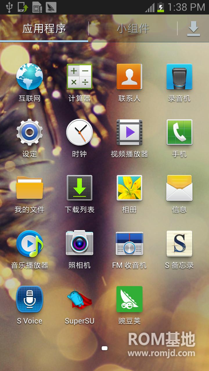 最新港版_GT-I9300 s3刷机包TGY_4.1.2 ZSEMK3极致精简稳定版_中文S Voi