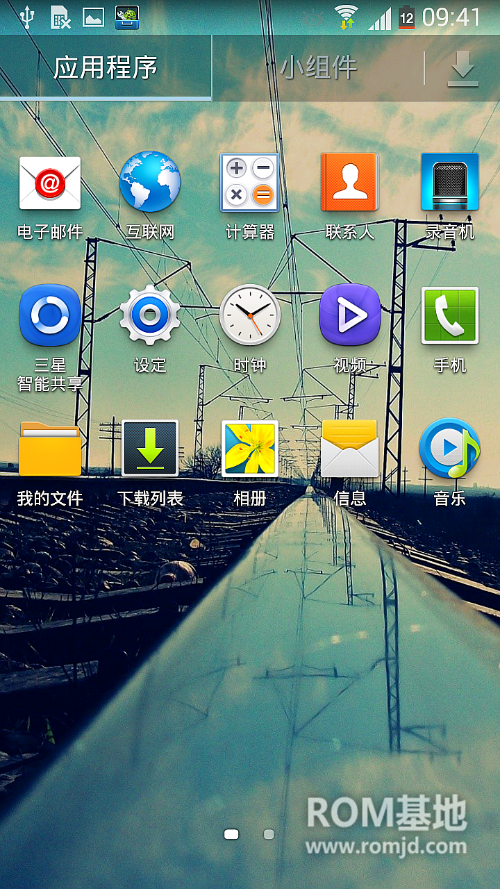 三星 N7100 (Note2)官方安卓4.3,完美风格,省电,终极稳定版ROM刷机包截图