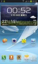 三星 N7100 (Note2)ROM 刷机包 国行正式版4.1.2