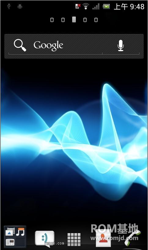 索爱 MT15i刷机包 基于官方4.0.4提取制作 纯净版截图