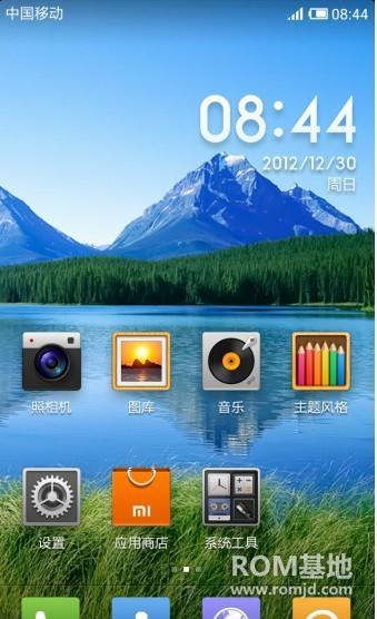 三星 N7105  MIUI 移植卡刷版ROM刷机包下载