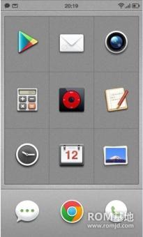 三星 I9300刷机包 Smartisan OS v0.9.9.7 α 公测版ROM刷机包截图