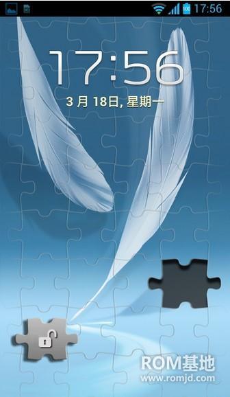 三星 N7100 (Note2)  颓废作品 No.14  基于ZCDMB3精简制作ROM刷机包截图