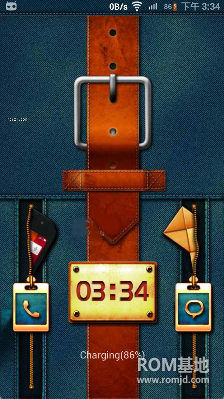 三星 N7100 CM10.1+阿凡达MIUI Avatar ROM2013