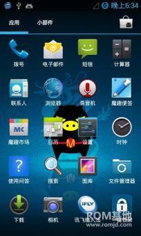 三星 N7100 (Note2)  MoKee OpenSource 魔趣OS 4.4 正式版 4.