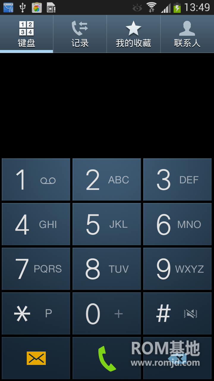 三星 N7100 (Note2)  基于国行ZCDMD3 S4 UI 优化流畅 updater-scROM刷机包截图