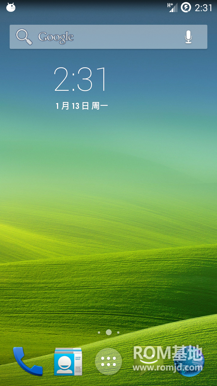 三星Note2/N7100刷机包 Pac-man Kitkat4.4.2 1.12编译 农历 中文