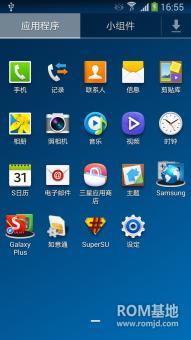 三星 N9006(Note3)刷机包 新蜂rom V1.6(Android 4.3) 稳定流畅 纯净ROM刷机包截图