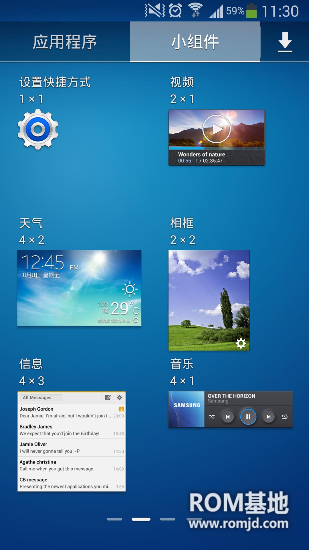 三星 N9006(Note3)线刷包  Android4.4 官方ZCUENC2固件五件套ROM刷机包截图