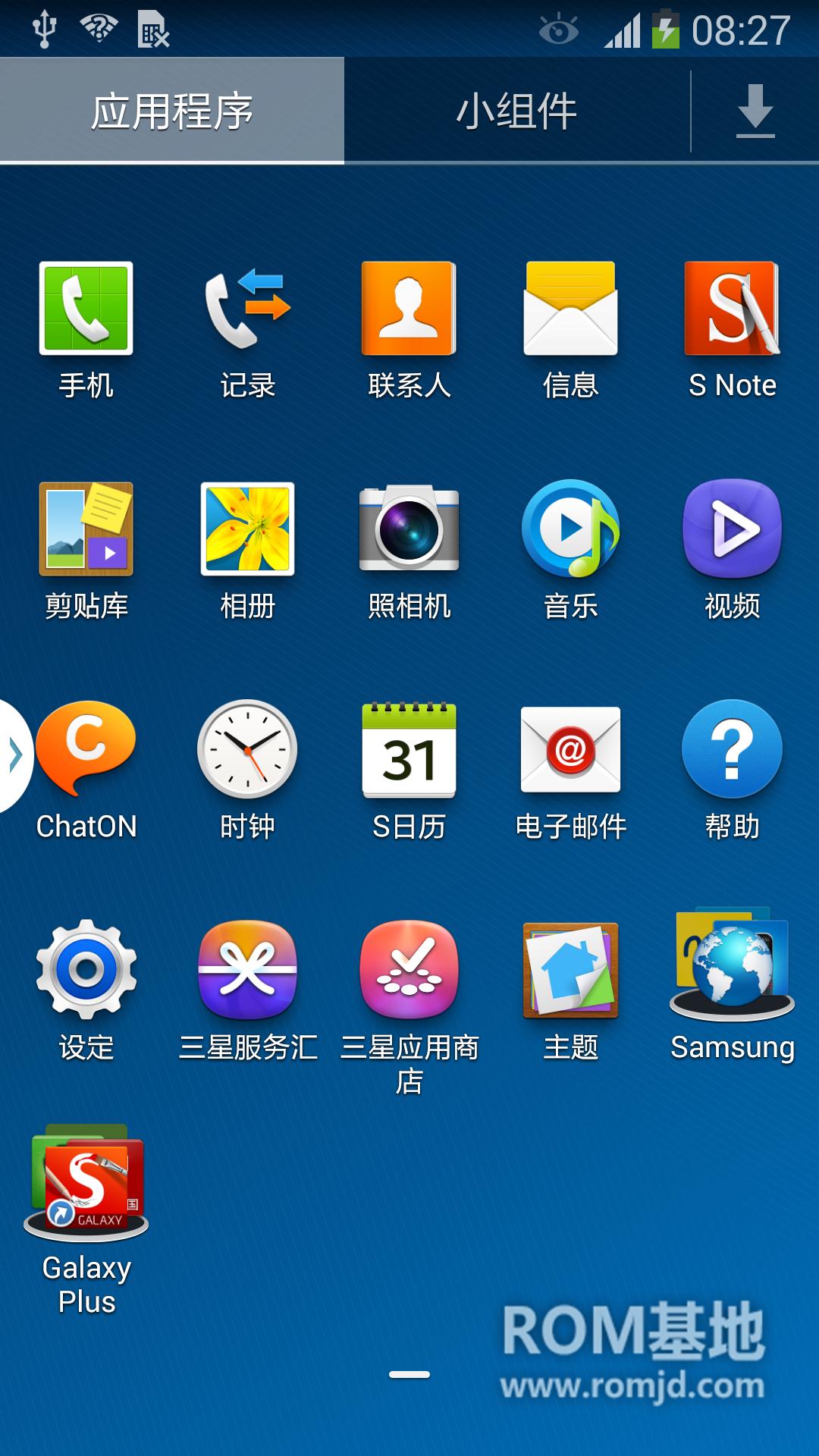 三星 N9006(Note3) 刷机包 基于官方精简ROM-ZCUDNA1 亲测|流畅|省电|稳定版ROM刷机包截图