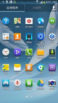 三星 N7100 (Note2) 刷机包 4.3 ZSUENE1 TGY 港版 原版完整底包