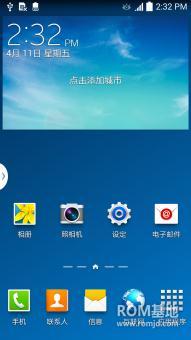 三星 N900(Note3)刷机包 基于官方4.4.2提取制作 纯净版ROM刷机包截图
