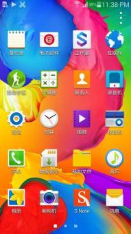 三星 Galaxy SIII(I9300) 刷机包 S5 Touchwiz 4.4 来电归属录音状态ROM刷机包截图