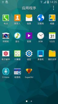 三星 N7100 刷机包 基于国外4.4.4极度精简优化版ROM刷机包截图