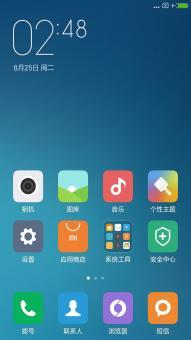 三星 I9502 (Galaxy S4) 刷机包 MIUI 7 最新开发版 boot省电 v4a音效ROM刷机包截图