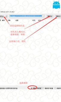 红米Note电信定制4G双卡2014910线刷专用刷机救砖固件包,内带平台+驱动+教程!解决手机黑屏/黑砖/定屏等已测截图
