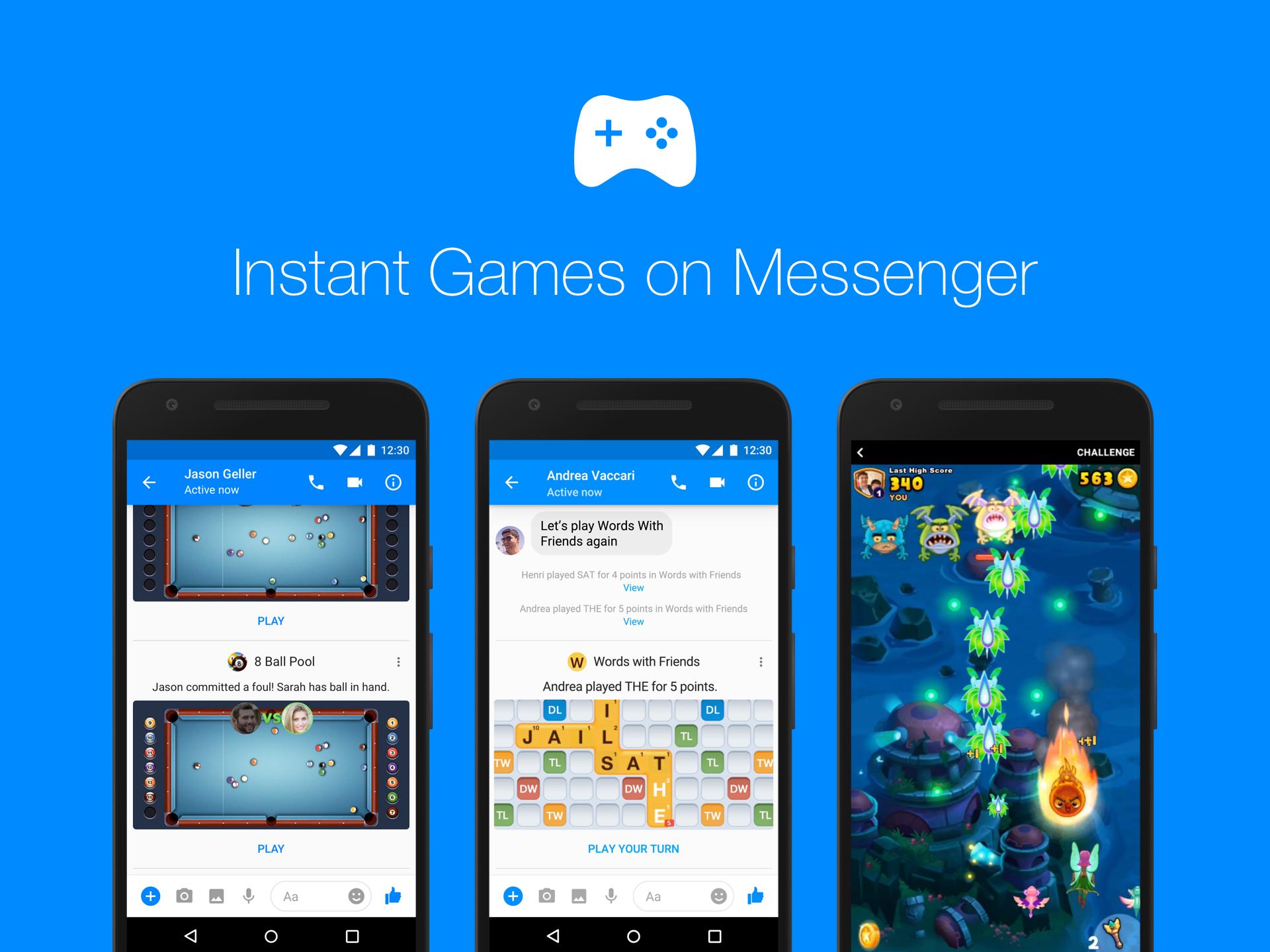 Facebook瞬间变身游戏大平台